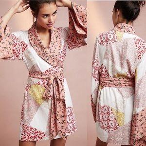 Brand New Floreat for Anthropologie Kimono robe